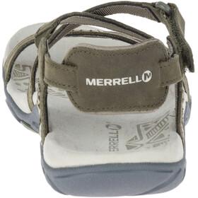 Merrell Sandspur Rose Leather - Calzado Mujer - Oliva
